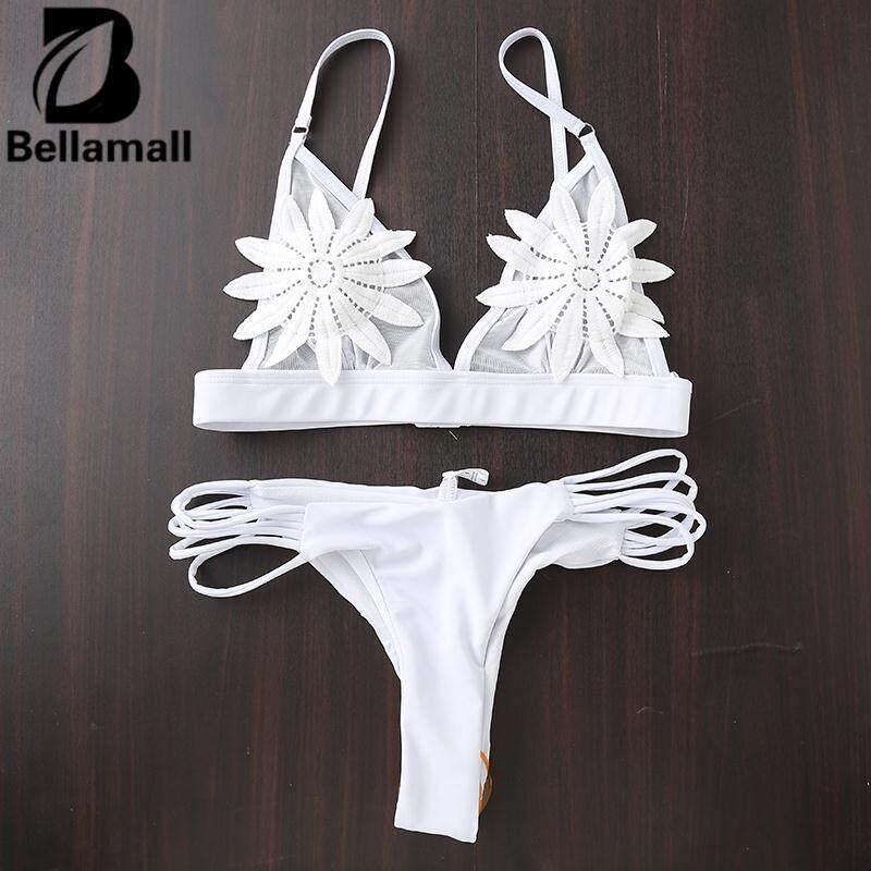 Hình ảnh Bellamall Swimming Monokini Bikini Bras New Swimwear Bathing Suit