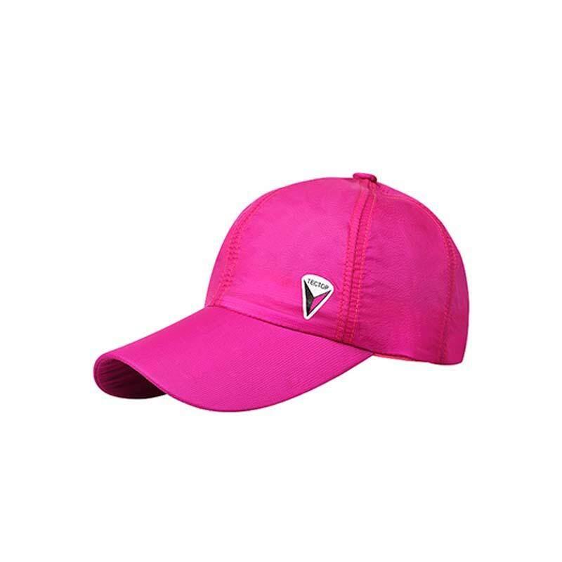 Pakaian Sporty Musim Panas Topi Bisbol Perlindungan Matahari UV Topi Yang  Dapat Disesuaikan Bernapas Hiking Mendaki 946cd68ac1