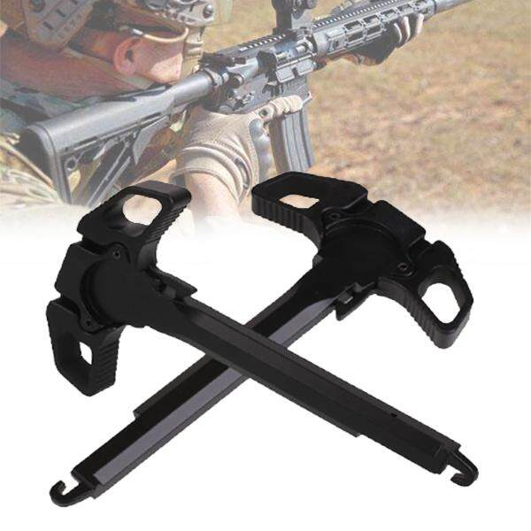 Butterfly Metal Cocking Charging Handle For M4 Series Aeg Airsoft Mounts Hunting.