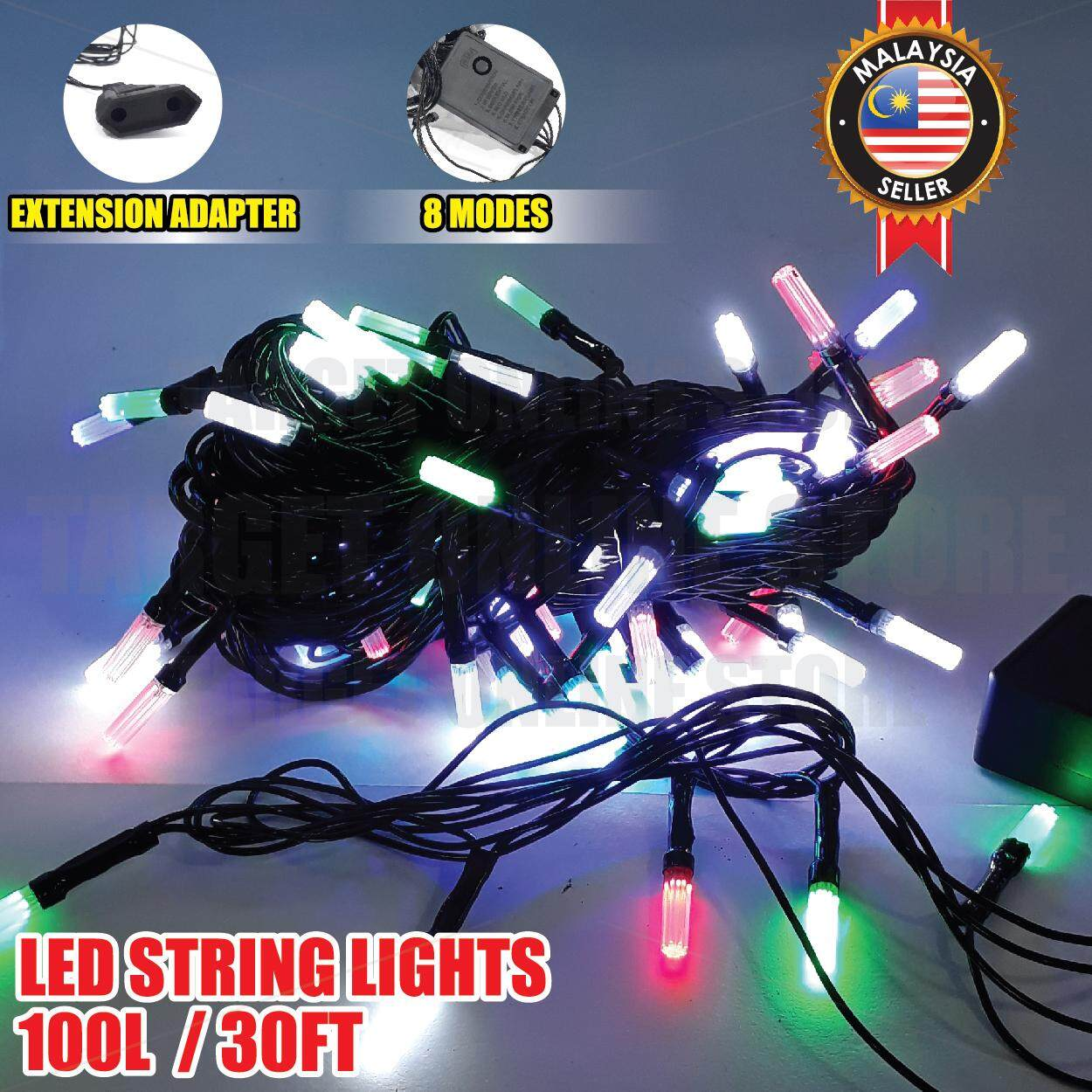 Home Led Strip Lighting Buy At Best Price Making Parts And Wiring Supplies Craft Kits Night Light Multi Coloured Raya Eid Christmas Twinkle String 100l 30ft
