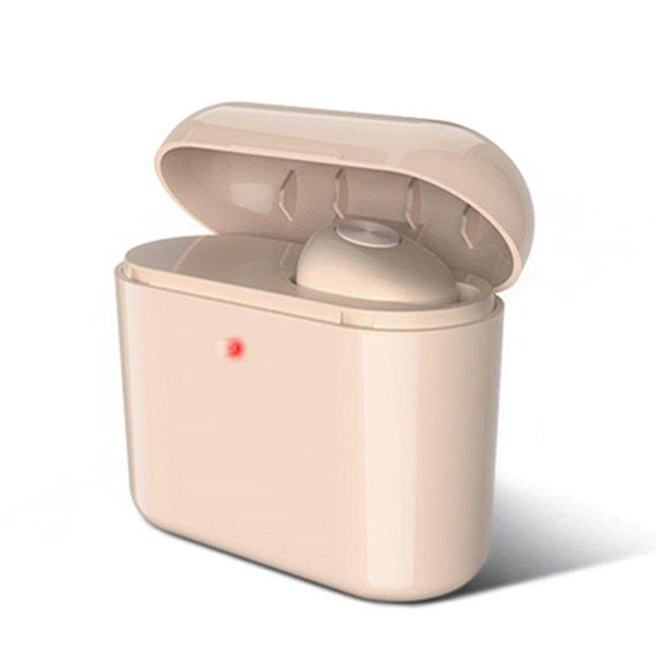 Lifef BL1 Invisible Nirkabel Bluetooth Earphone Bluetooth Mini Headset Pengisian Kotak