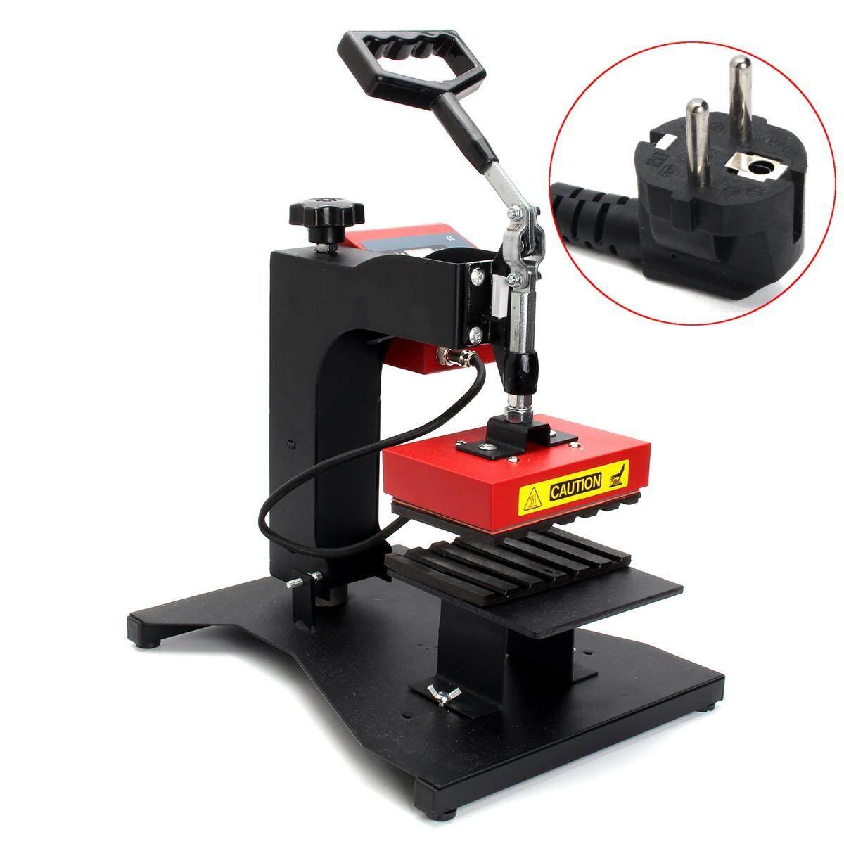 6 Pcs Digital Pen Heat Press Machine For Pen Heat Transfer Printing220v(eu Plug) By Glimmer.