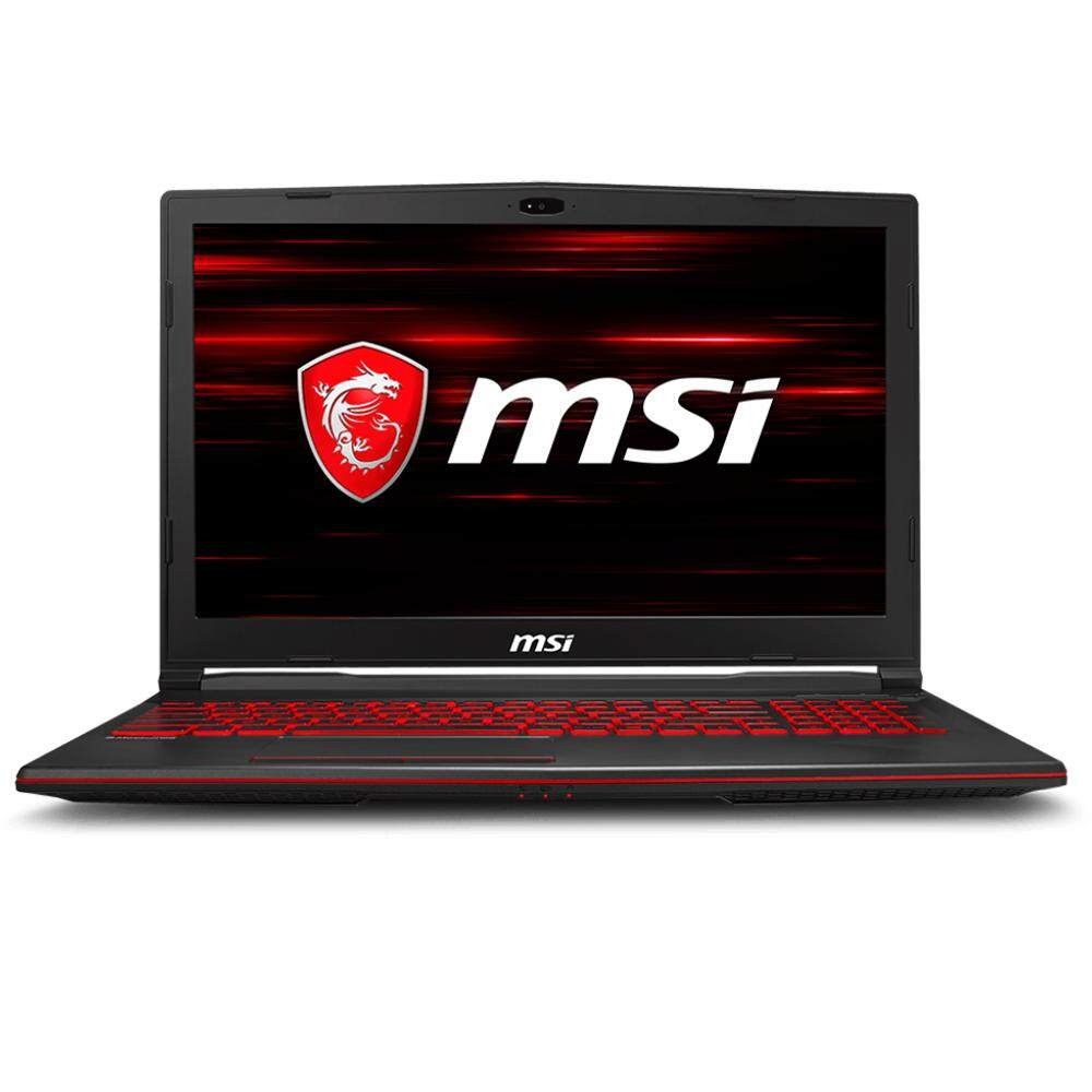 MSI GL63 8RC-413 15.6 FHD Gaming Laptop (i5-8300H, 4GB, 1TB, GTX1050 4GB, DOS) Malaysia