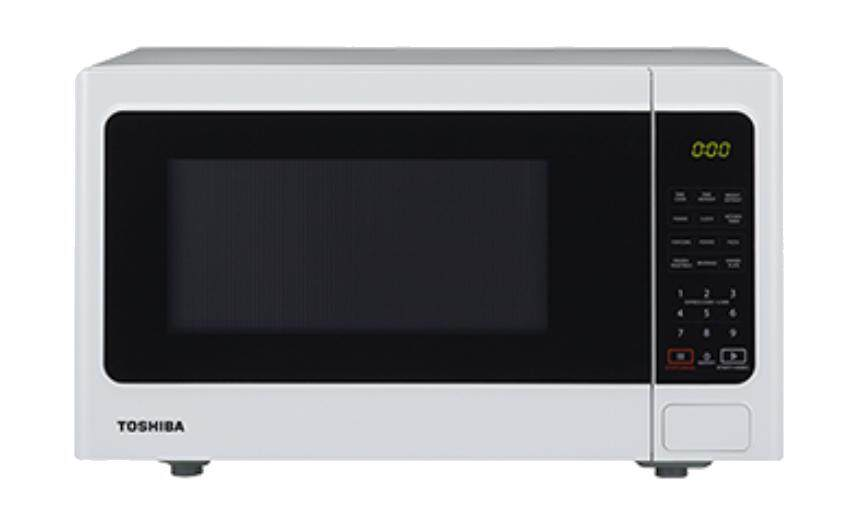 Toshiba MIcrowave Oven 25L (Digital Touch) ER-SS25(W)MY-White