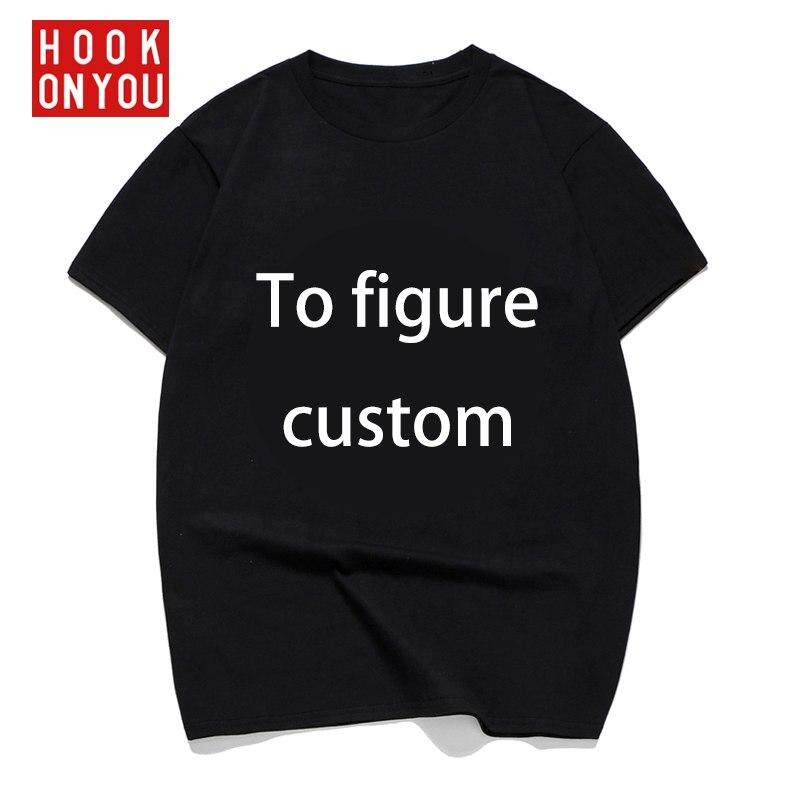 f76cc7e02c8 Personalized DIY custom T-shirts to map custom blank T-shirt printing  cultural shirt