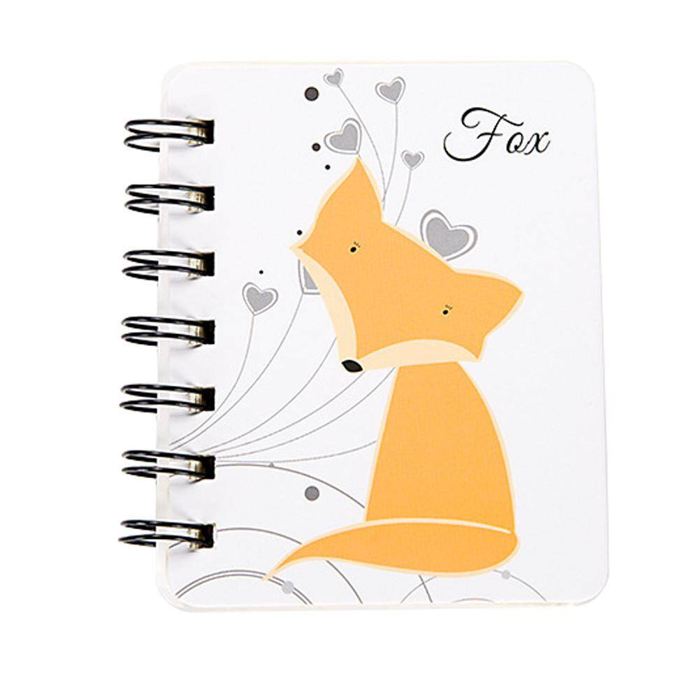 Docesty Children Cute Animal Paper Blank Page Notebook Note Book Journal Diary Notepad L