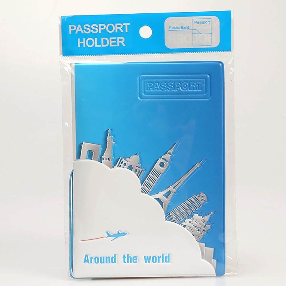 Passport Holder - Around The World