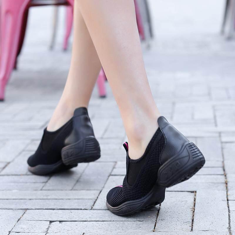 ... ZNPNXN Woman Dance Shoes Breathable Mesh Dance Shoes Outdoor Sports Shoes Size 34-41 ...