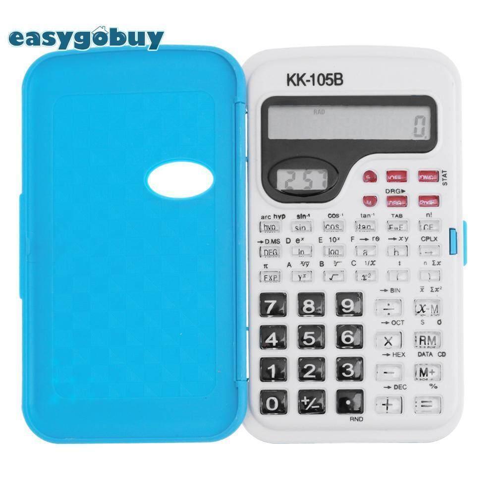 82ms Sebuah Genggam Portabel Multi Fungsi 2 Baris Tampilan Deli 240f Scientific Calculator 10 Digits E1710 Kalkulator Sains Sendal Wanita Tali
