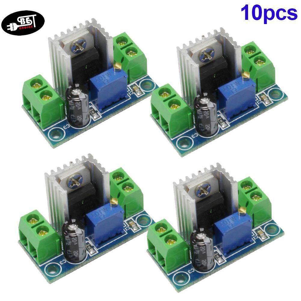 Features Pack Of 5 Lm317 Adjustable Voltage Regulator Ics Dan Harga 125v To 25v 15a Power Supply Ybc 1 10 Pcs Set Dc Linear 45