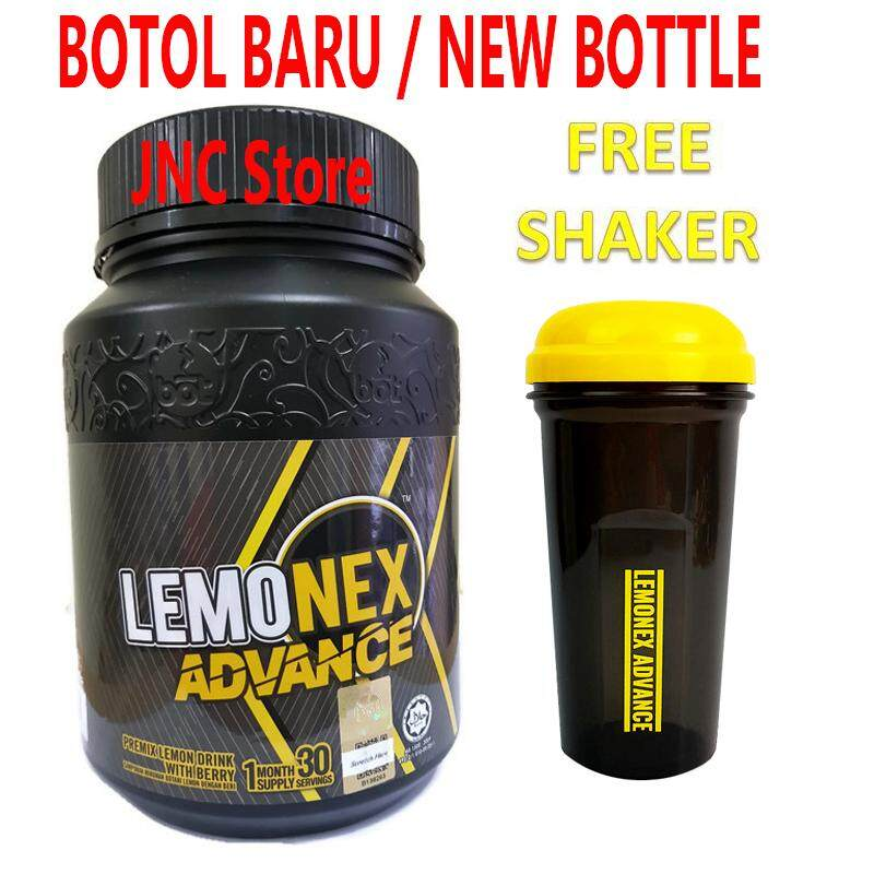 Lemonex Advance Original 30 Satchels HQ Free Shaker With Hologram