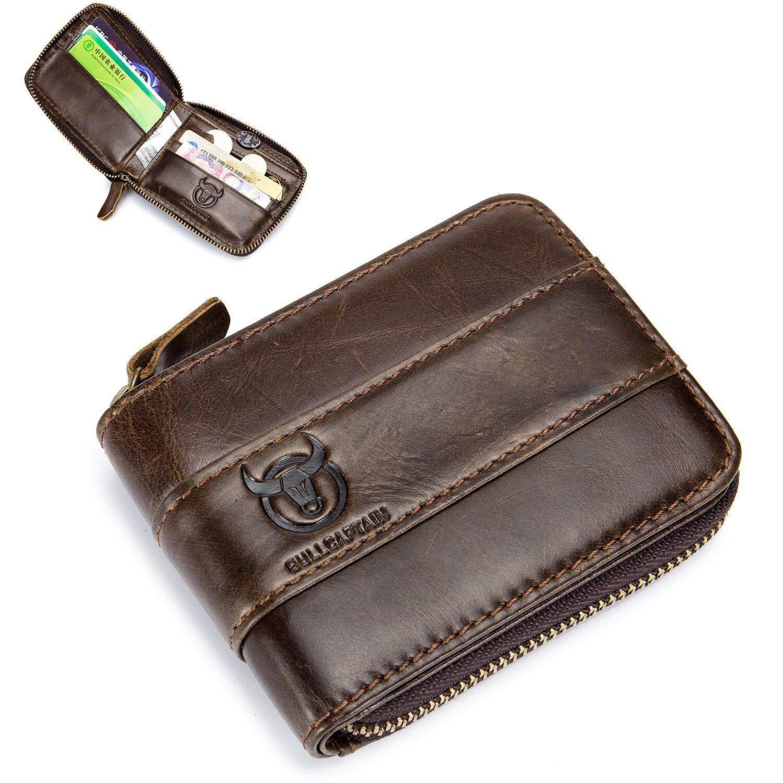 Metal Stainless Steel Money Clip Holder Folder Collar Cliprose Gold Source · BULL CAPTAIN Wallet for