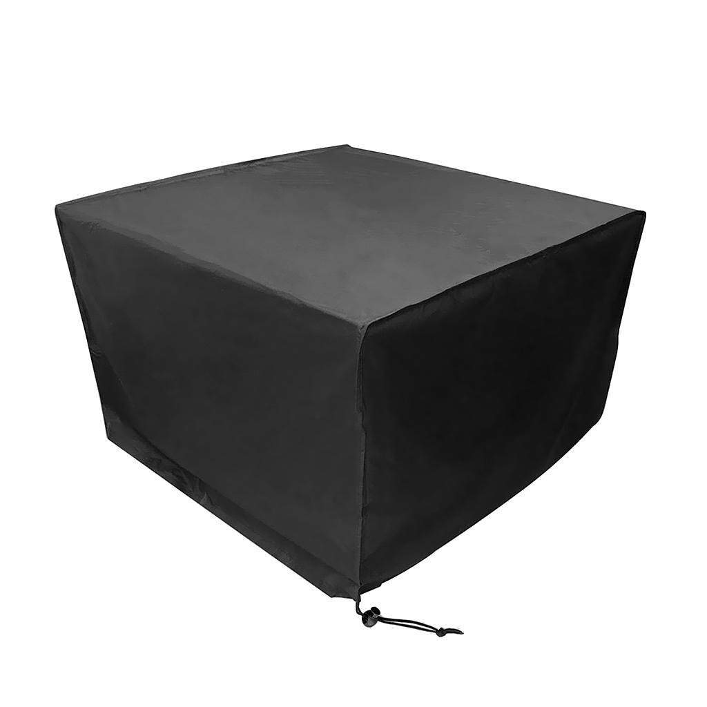 MagiDeal Waterproof Rattan Cube Cover Outdoor Garden Furniture Protection L