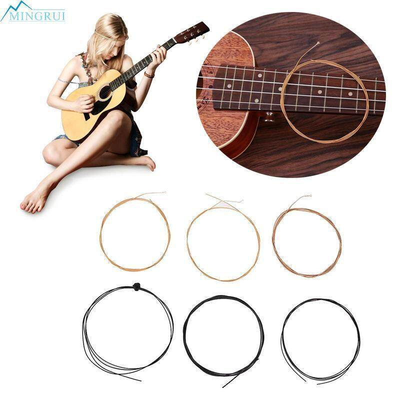 6Pcs Acoustic Classic Guitar Strings For Alice A107BK Accessories Creative Malaysia