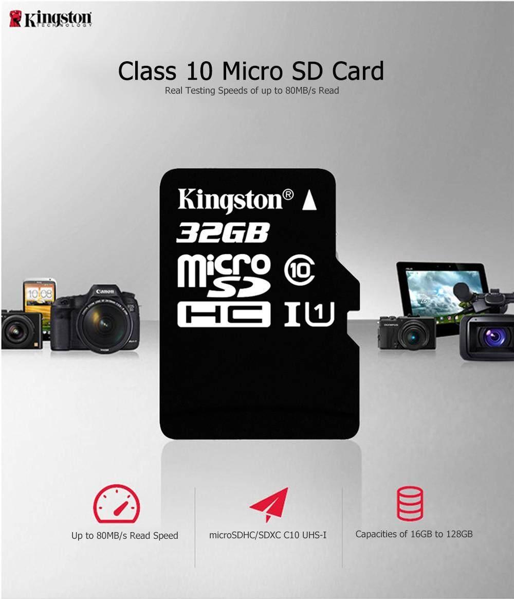 10MB//s - microSDXC Card - Kingston 128 GB SDCX10//128GB Class 10
