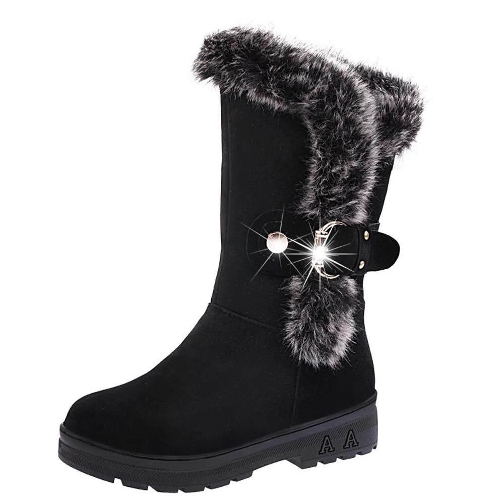 Verrassend Buy Women Winter Boots   Stylish   Fashion   Lazada MF-78