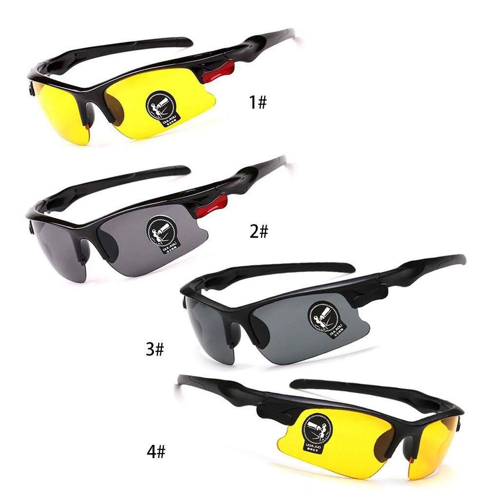 ... Mobil Anti Silau Mengemudi Malam Vision Kacamata Gigi Pelindung Kacamata Hitam Kacamata
