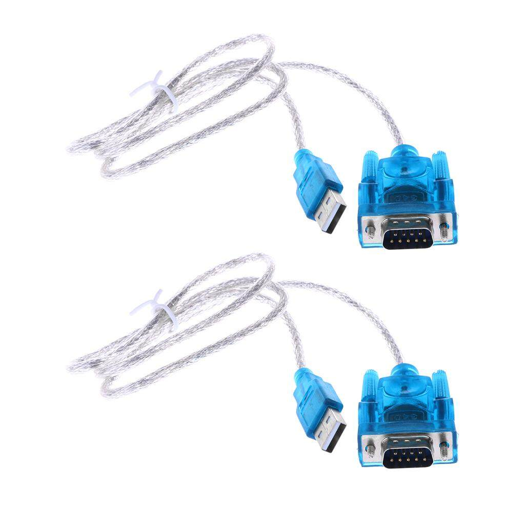 Serial Cables Buy At Best Price In Singapore Www Cable Schematic Magideal 2x Usb20 To Serial9 Pin Db 9 Rs