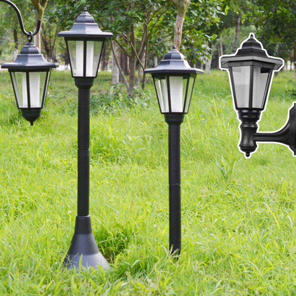 Outdoor Street Garden Nightlight Ground/Floor/Wall Lamp LED Decor Solar Light Singapore