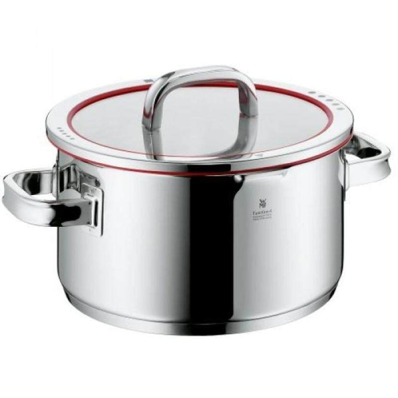 WMF Function 4 High Casserole with Lid, 6-Quart Singapore
