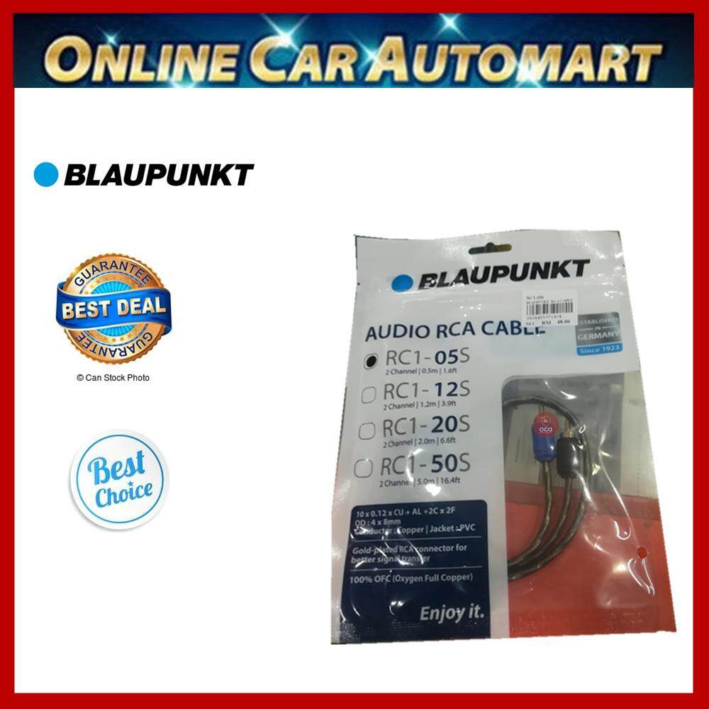 BLAUPUNKT AUDIO RCA CABLE (RC1-05S)