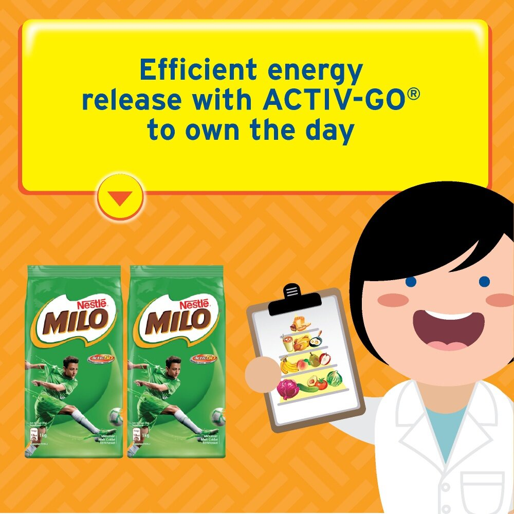 Milo Activ Go 2kg Jual Beli Atas Talian Coklat Panas Minuman Susu 1 Kg Malaysia Limited Purchasing Quantities May Apply Please Refer To Our Campaign Tc For Further Details