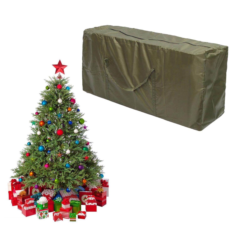 173 x 76 x 51cm Outdoor Lightweight Patio Cushion Carry Handbag Storage Bag for Furniture Pads Christmas Trees