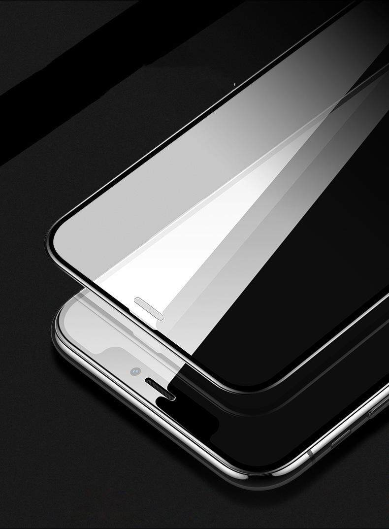 san francisco bc3cf ca36a Full screen HD OPPO R9S silk screen two strong toughened membrane R9S  mobile phone sticker HD cover glass film protective film