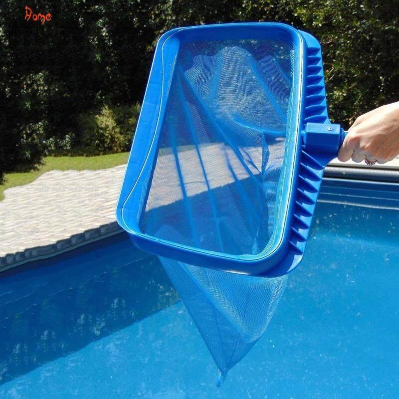 ABH Heavy-duty Deep Water Net Swimming Pool Rake Bag Head Spas Skimmer Pond Leaf Cleaning