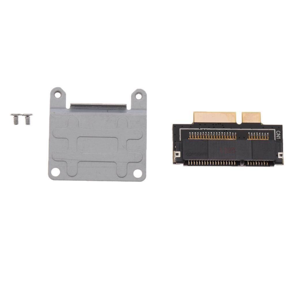 MagiDeal 52 Pin mSATA SSD To 18+8 pin SATA Adapter Card for 2012 MacBook Pro MC976/A1425