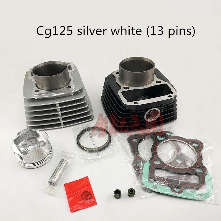 Motorcycle Pearl River CG125/150 Euro 2/Euro 3 Wuyang/Lifan Qianjiang  Cylinder Body Cylinder/Piston Ring