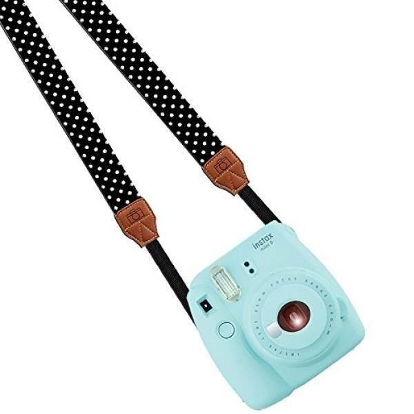 Katia Camera Shoulder Neck Strap Belt for Fujifilm Instax Mini 25/ Mini 8/ Mini 90 Instant Camera, Polaroid Socialmatic/ Z2300 Instant/ PIC300 Instant Camera, Nikon/ Canon Camera