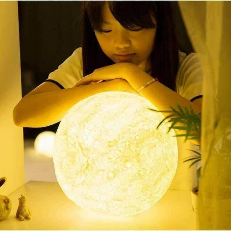 3D Moon Light 28CM