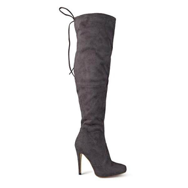 e6c83aef8ea Fashion Boots for sale - Thigh High Boots online brands, prices ...