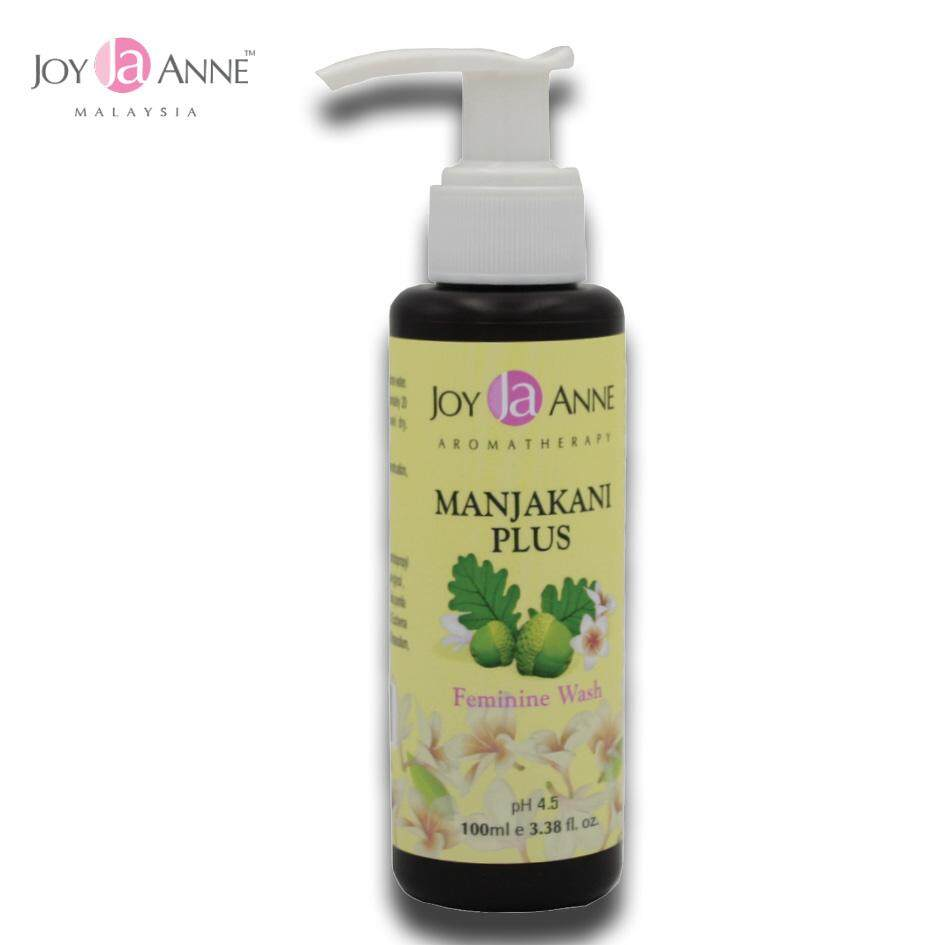 Halal All Natural Joy Anne Manjakani Plus Feminine Wash pH 4.5 - 100ML