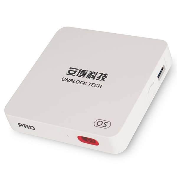 Ubox Gen 5 TV UPRO PRO i900_16GB_OS Version( Pre-installed