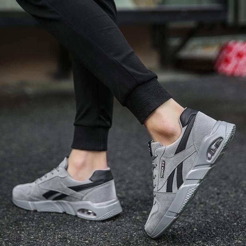 Sepatu Pria Musim Semi Sepatu Trendi 2019 Model Baru Gaya Korea Pria Olah Raga Sepatu Kasual Murid Alas Tiup Sepatu Olahraga Tren Sepatu By Koleksi Taobao.