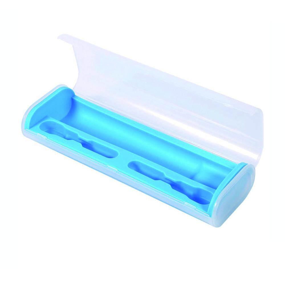 ฉะเชิงเทรา Tertran แปรงสีฟันไฟฟ้าแบบพกพา Holder เคสแบบนิ่มกล่องกลางแจ้งสำหรับ Oral   B BU