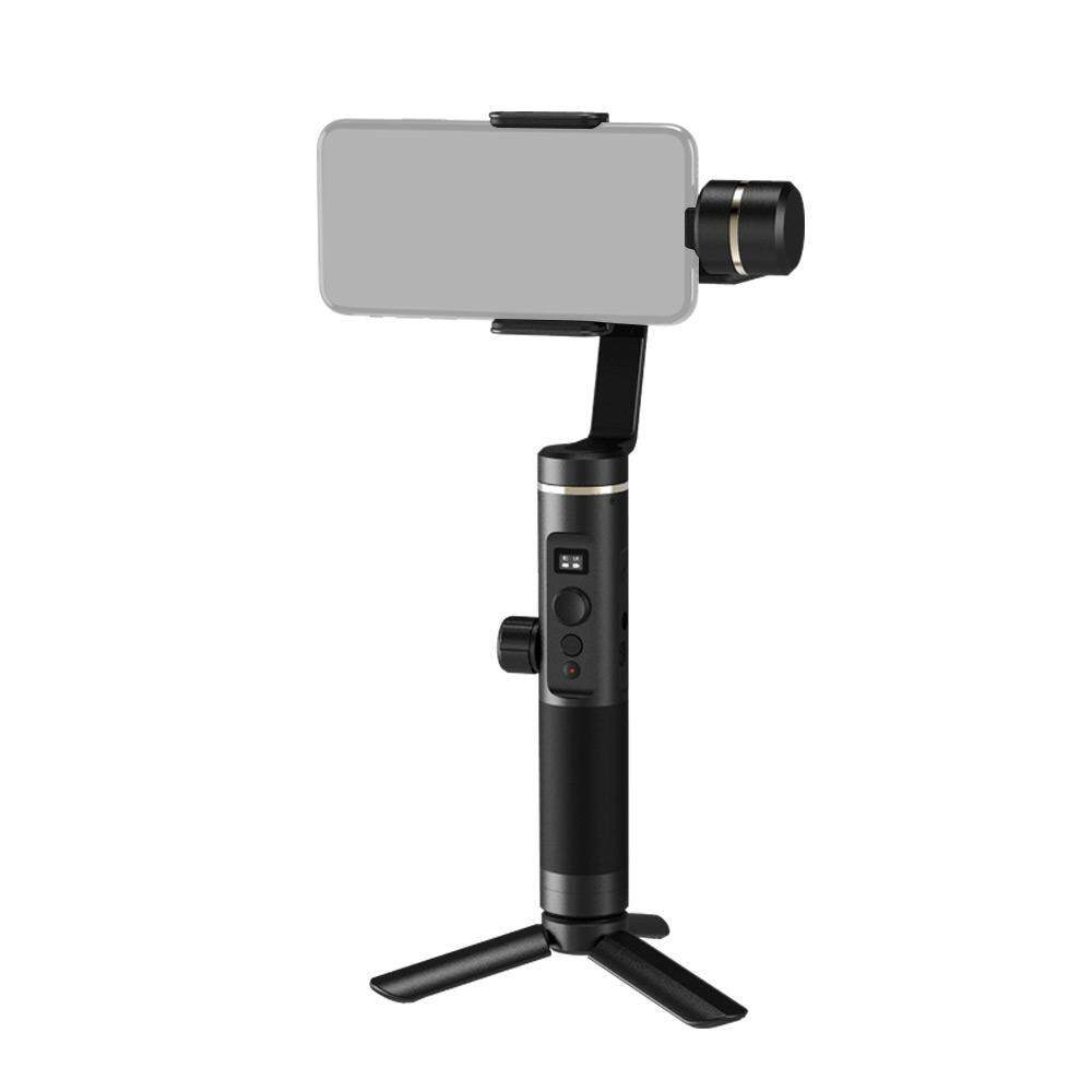Feiyu Tech SPG2 3-Axis Stabilized Gimbal Genggam Anti-percikan Stabilizer dengan Tripod untuk iPhone X/8/7/6 untuk Samsung Galaxy s9 GoPro Telepon Pintar 7/6/5/4 Olahraga Kamera
