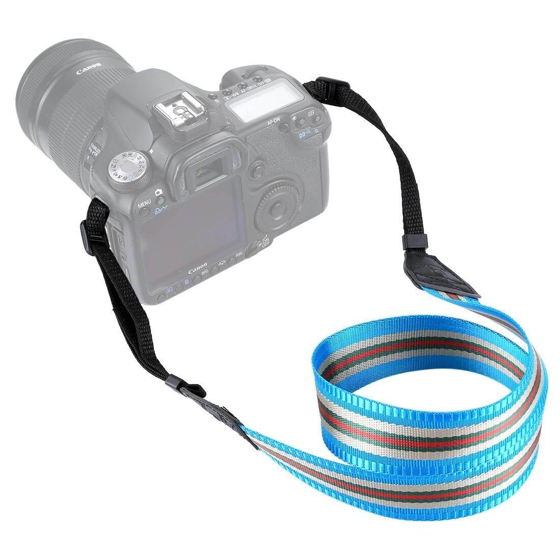 Features Camera Strap Shoulder Bags Wristband For Film Slr Caden Quick Rapid Sling Kamera Puluz Stripe Style Series Neck Dslr Cameras