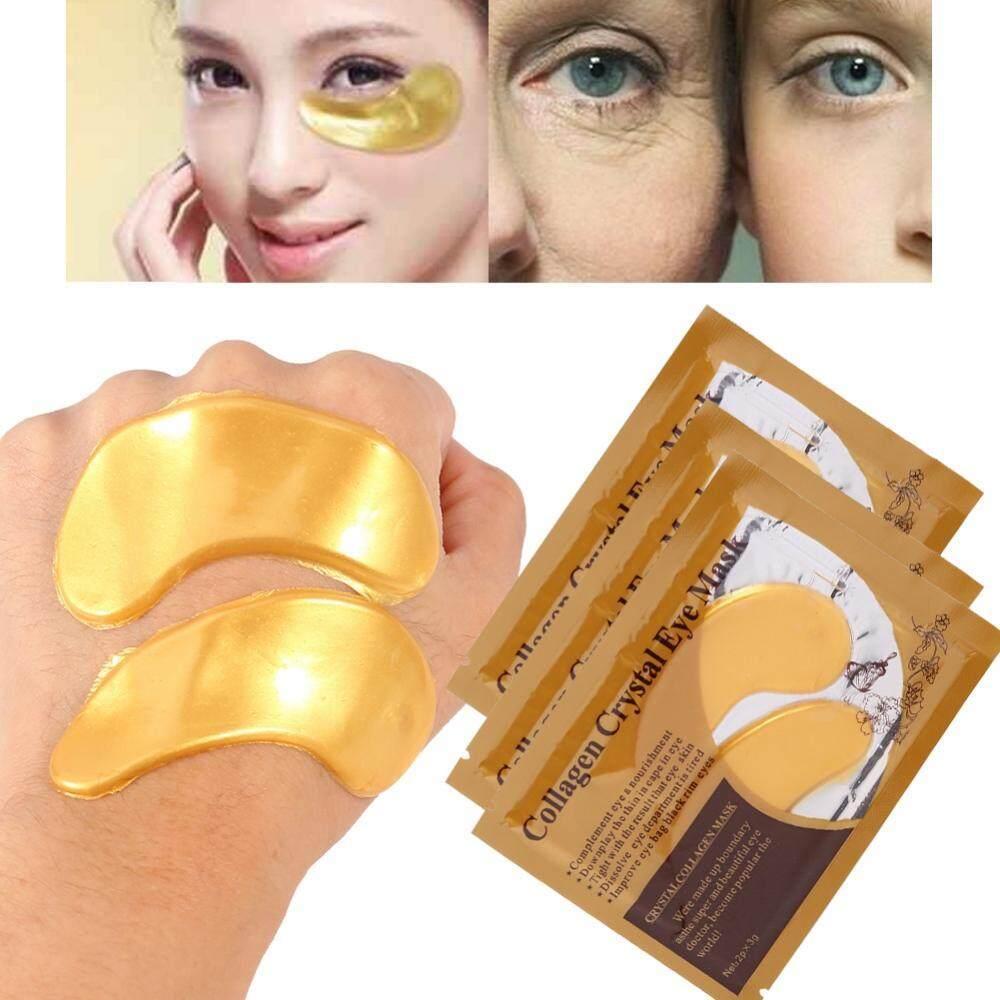 Kelebihan Bioaqua Eye Mask Collagen Dapat 10pcs Terkini Daftar Masker Bibir Lip Wowen Anti Wrinkle Ageing Crystal Moisturiser Patch Pad New Intl