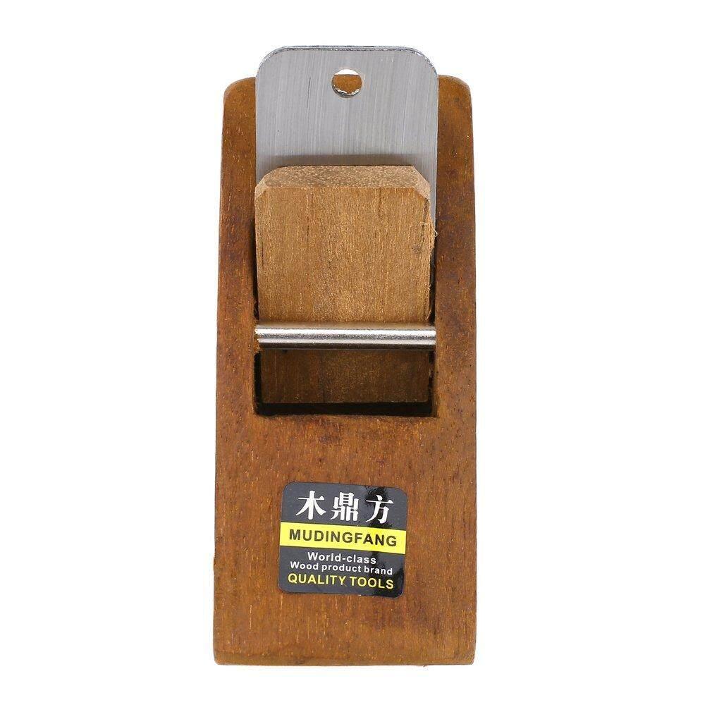 Hình ảnh TOMSOO 108MM DIY Tool Carpenter Woodcraft New Mini Woodworking Flat Plane Hand Planer - intl