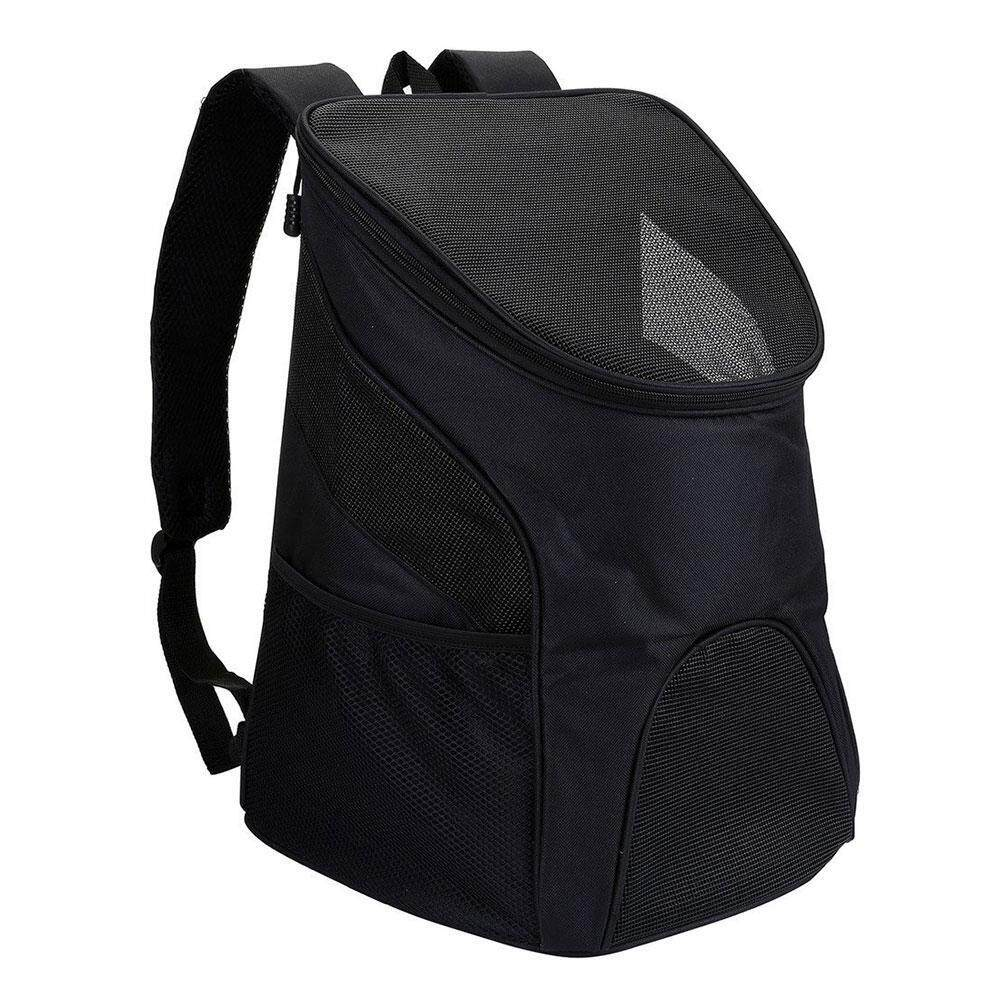 98e80b04a7 leegoal Pet Travel Carrier Backpack Travel Carrier Bag For Dogs And Cats (12.2x10.
