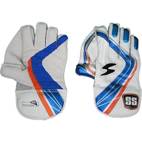 Ss Youth Professional Wicket Keeping Gloves By Ygmart.