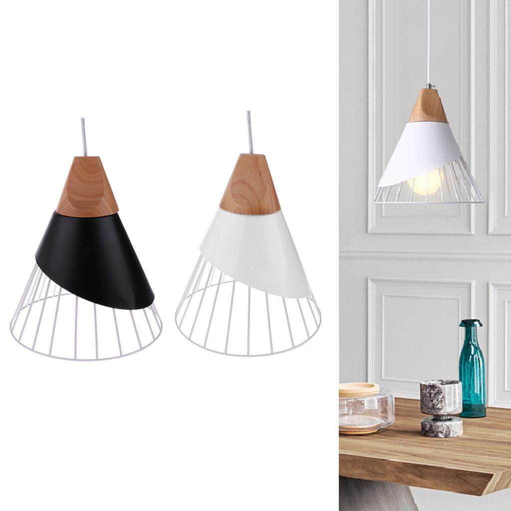 Perfk 2 Pcs Lighting Chandelier Lamp Shade Pendant Fashionable Light Shade E27