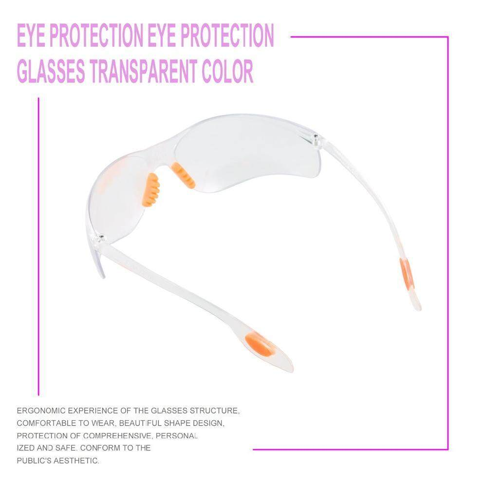 Burstore Eye Protection Anti Fog Clear Protective Safety Glasses For Lab Outdoor Work - 2 ...