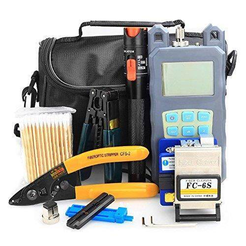 Fault Locator Fiber Optic Cable Tester Pen Type Test ToolRed - intl.