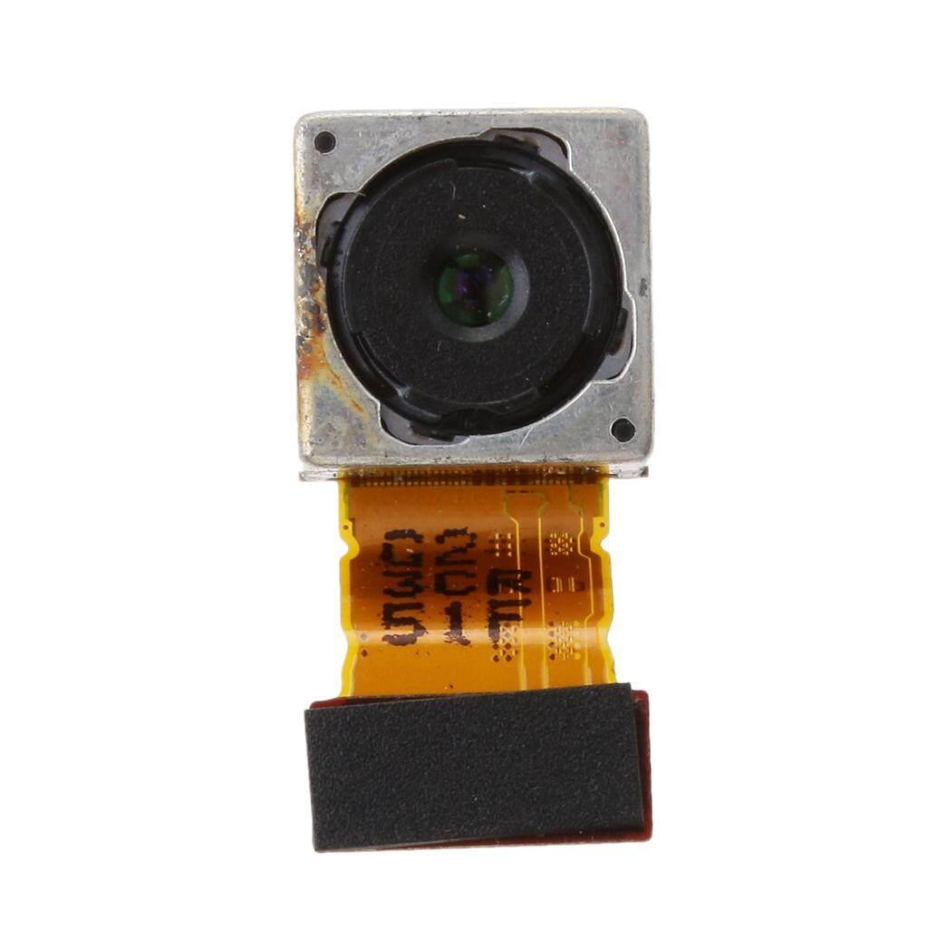 Miracle Bersinar Belakang Belakang Kamera Utama Kamera Lensa Modul Penggantian untuk Sony Z2 LT50w D6503-Internasional