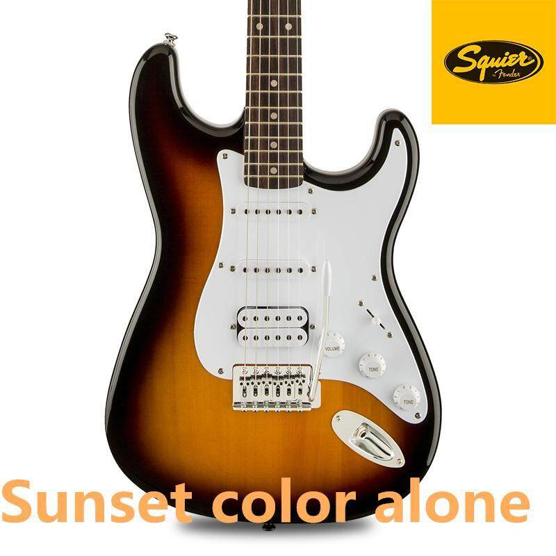 Squier by Fender Bullet Stratocaster Electric Guitar - HSS - Hard Tail - Rosewood Fingerboard Malaysia