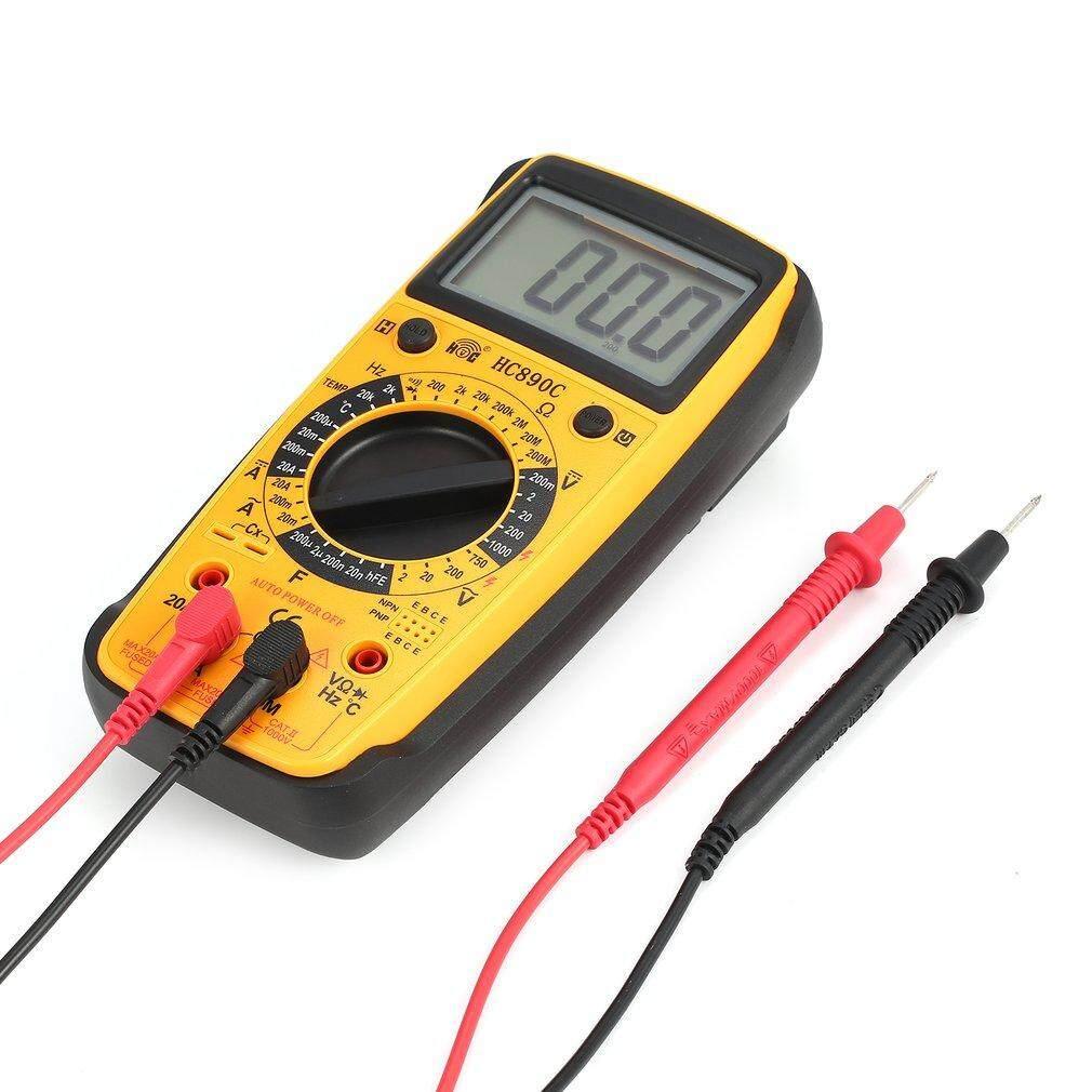 Allwin Fy2008b Universal Digital Multimeter Clamp Meter Ac Dc Tang Ampere Kyoritsu 2010 Hc890c Volt Amp Ohm Temperature Diode Hfe Tester